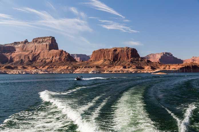 lake powell cruise