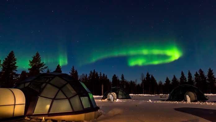 Arctic-Resort