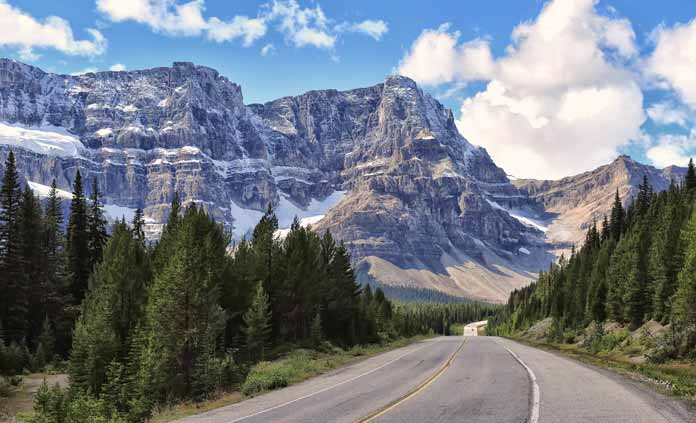 Banff Summer Tours