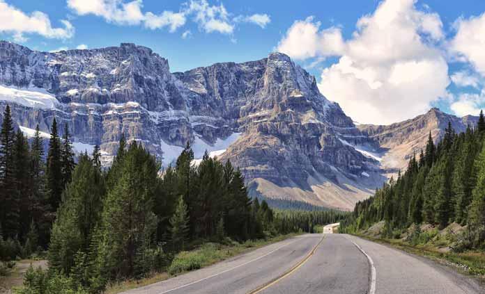 Banff Summer Tours