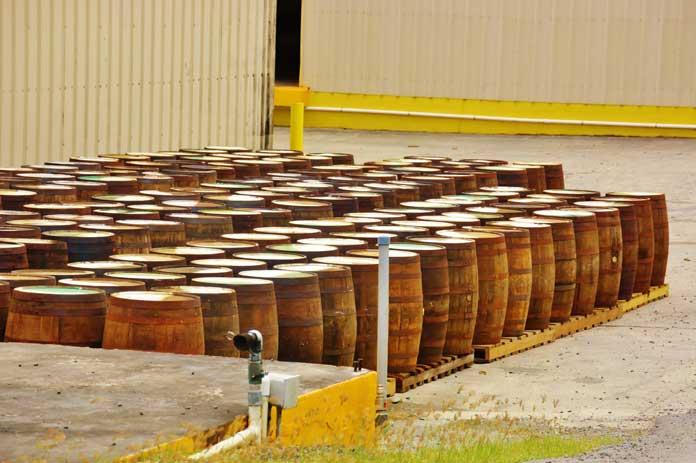 Cruzan Rum Distillery