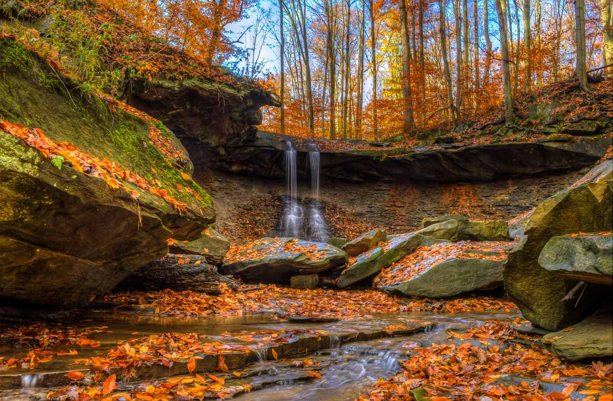 Cuyahoga Valley National Park Shows You The Scenic Beauty