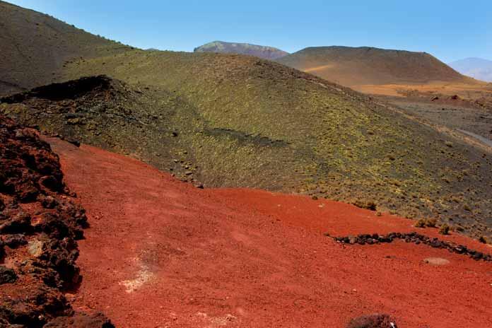 Fire Mountains Lanzarote