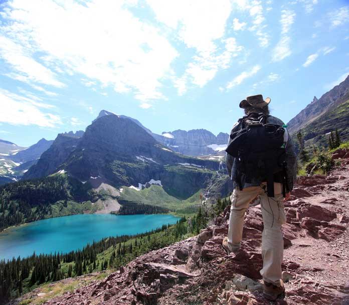 Grinnell Glacier Trail