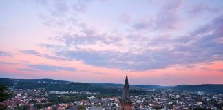 Marburg in Germany