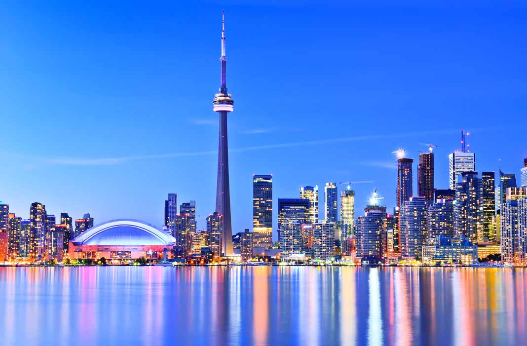 Best Places For Canadian To Travel