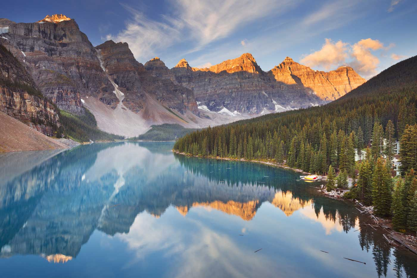 Best tourist attractions in canada best in travel 2018 for Prettiest places in canada