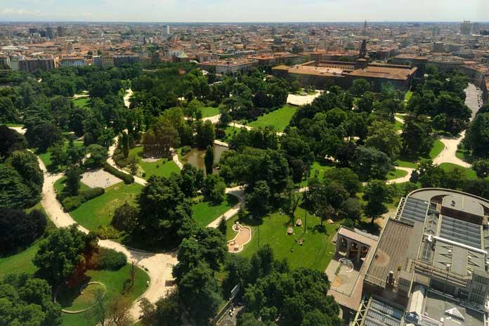 milan park
