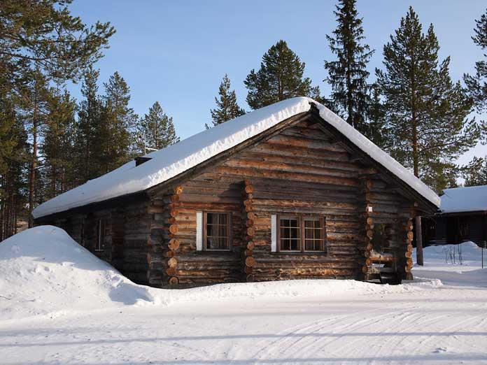 10 secret hostels in europe you need to experience for European log cabins