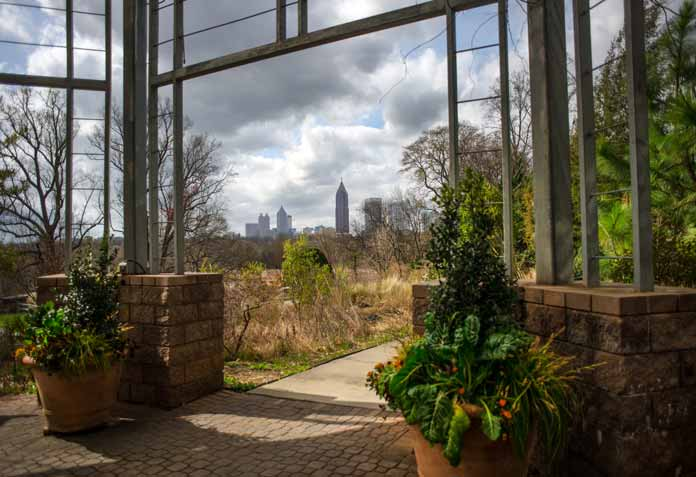 The best things to do in atlanta to make your visit very Atlanta botanical garden restaurant