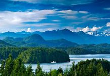Canadian islands