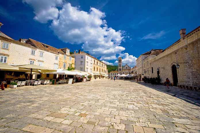 Croatian architecture
