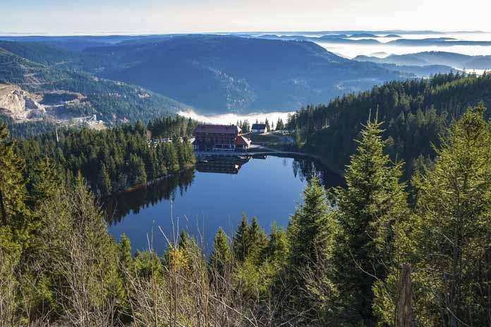 Lake Mummelsee