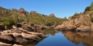 New Pinnacles National Park