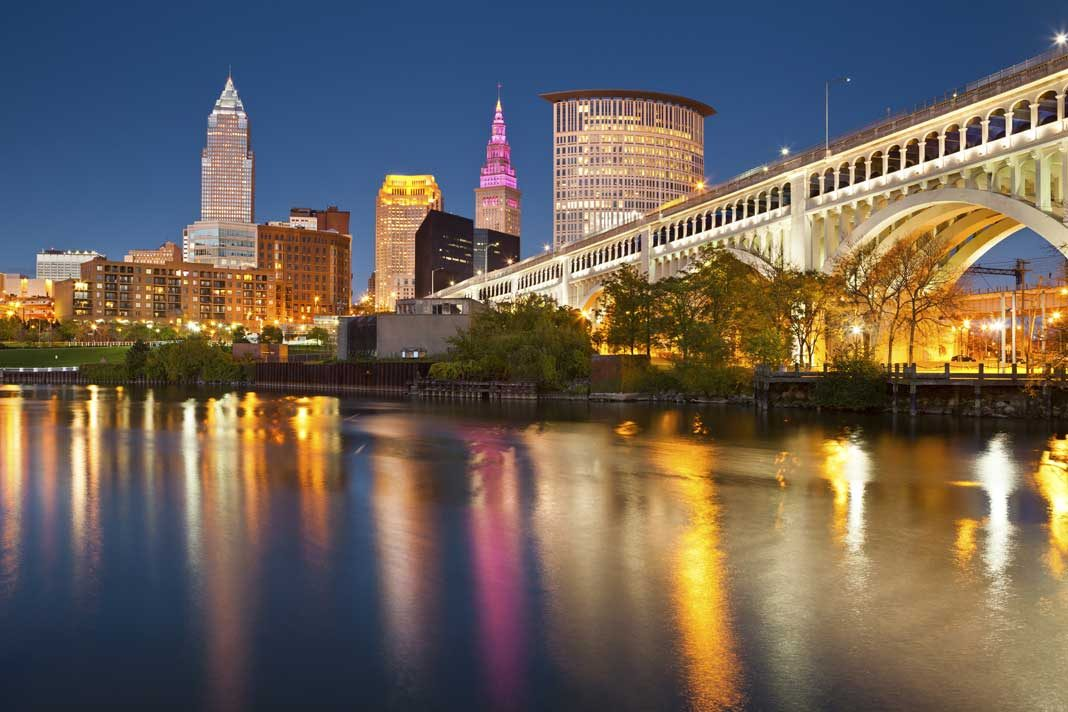 Things to see in Cleveland