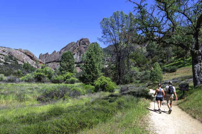 Trials Pinnacles National Park