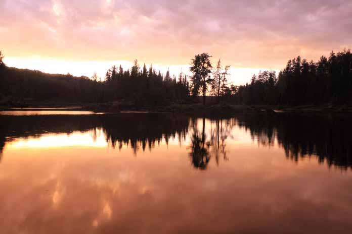 Voyageurs National Park Lake