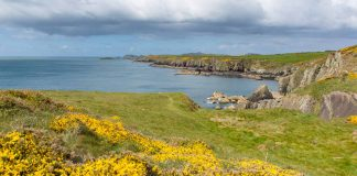 coast of Wales