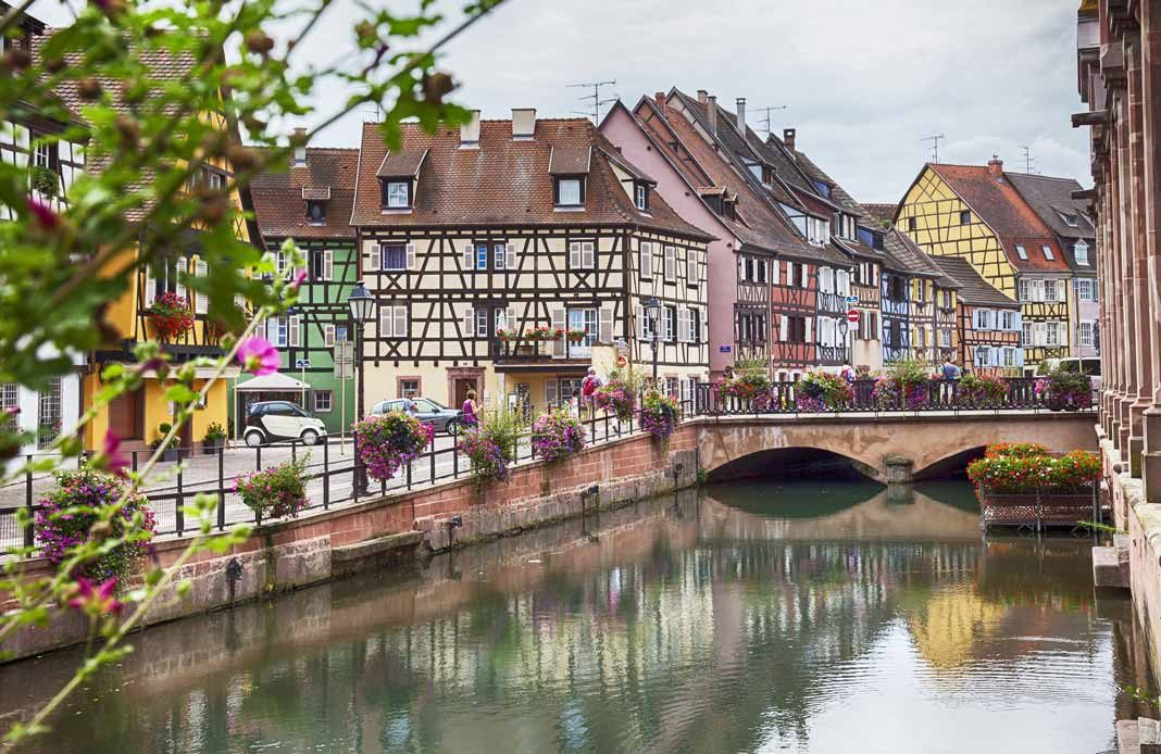 towns in France