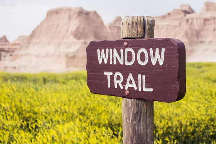 window trail