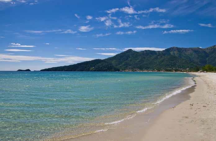Best beaches in Thassos
