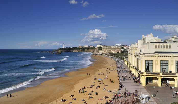 Biarritz to Arcachon