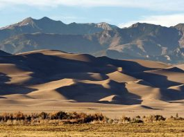 Great Sand Dunes National Park in Colorado