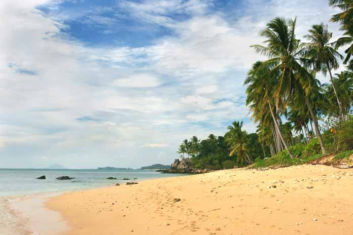 Koh Lanta beach Thailand