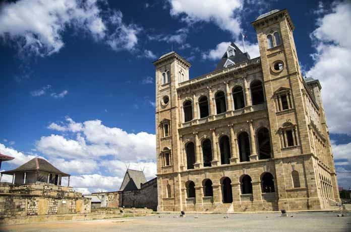 Rova of Antananarivo