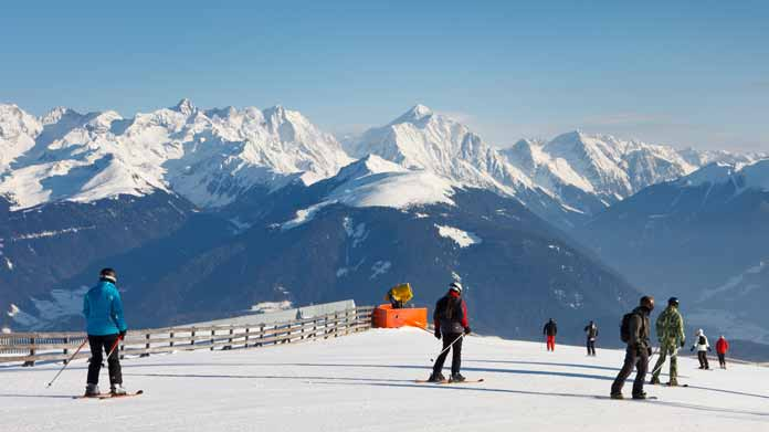 Tyrol Skiing