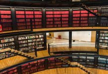 amazing libraries Europe