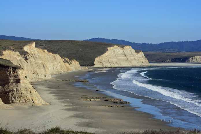 point reyes national seashore beach