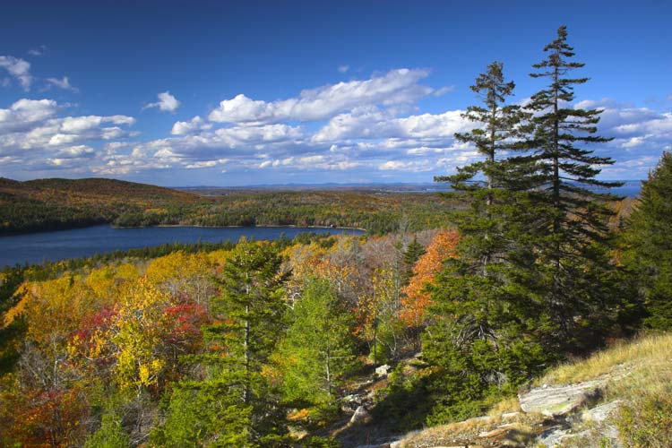 Acadia-National-Park-in-Maine-USA