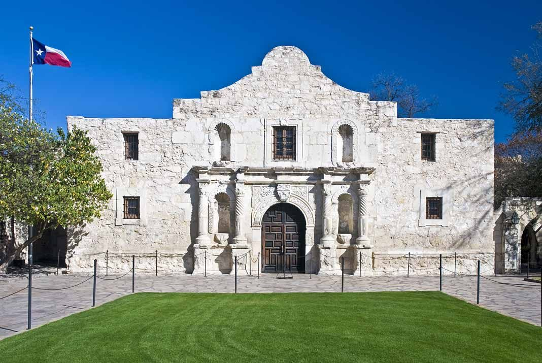 The Alamo Mission Is What You Need To Visit For A Dose Of