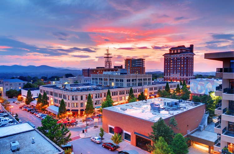 Asheville-North-Carolina