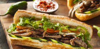 Banh Mi Travel Food