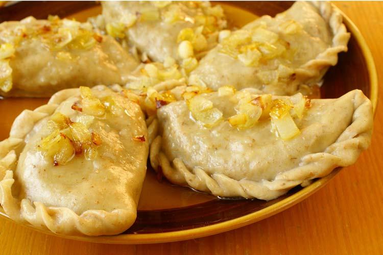 Boiled-Pierogi-Polish-Dumplings-Stuffed-with-Meat
