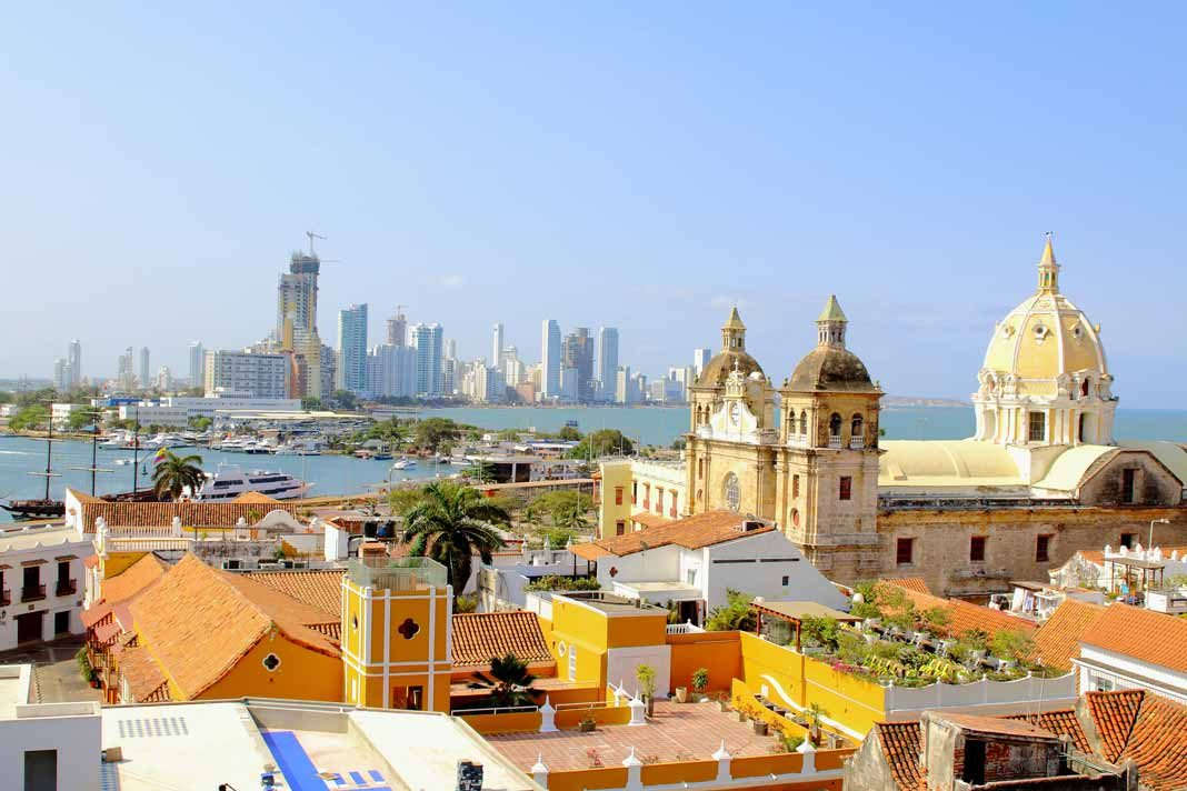 Explore The Colorful Streets Of Cartagena De Indias– Colombia