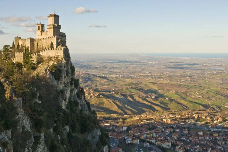 Castle-of-San-Marino