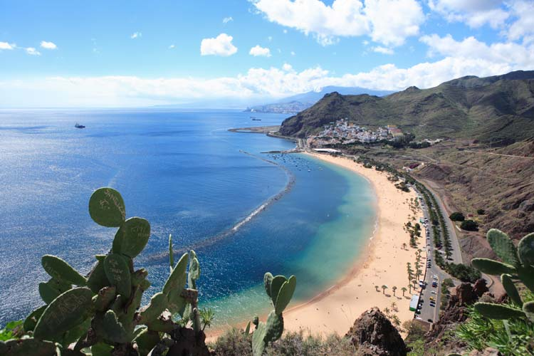 Coastline-of-Tenerife