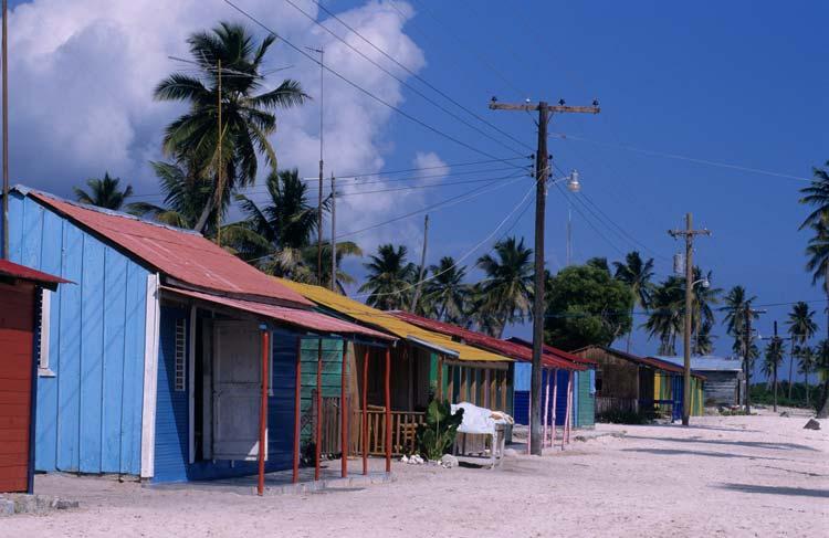 Dominican-Republic-village