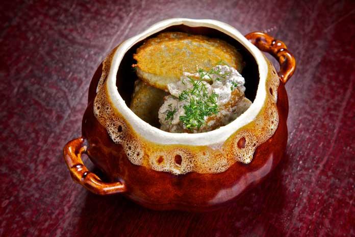 Draniki, an Belarusian Dish