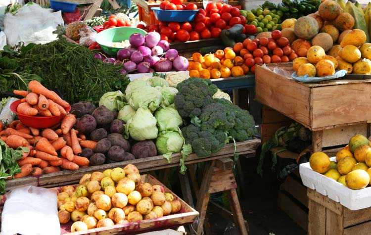 Ecuadorian-Market