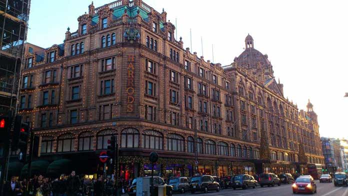 Fashion Shopping in London