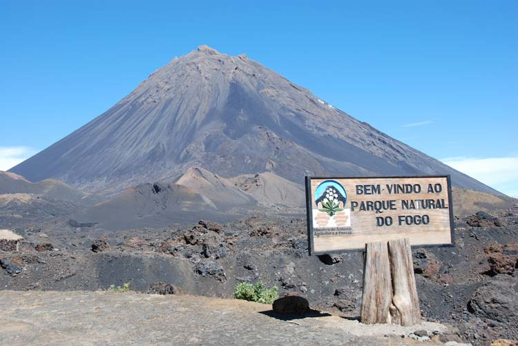 Fogo-Volcano