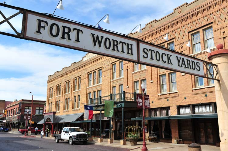 Fort-Worth-Texas