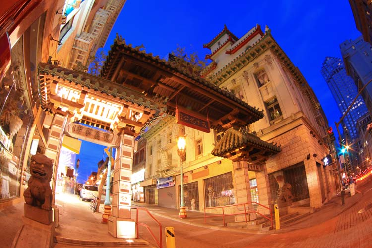 Gate-to-San-Franciscos-China-Town