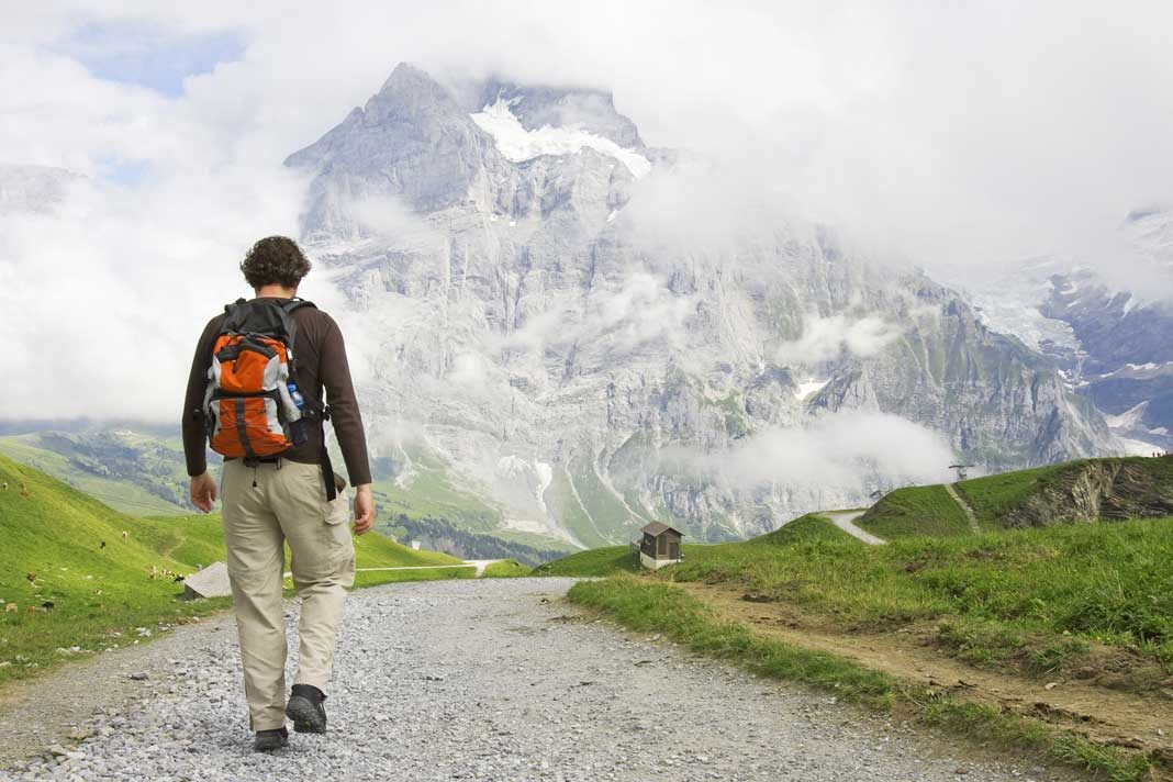guided hiking trips in europe