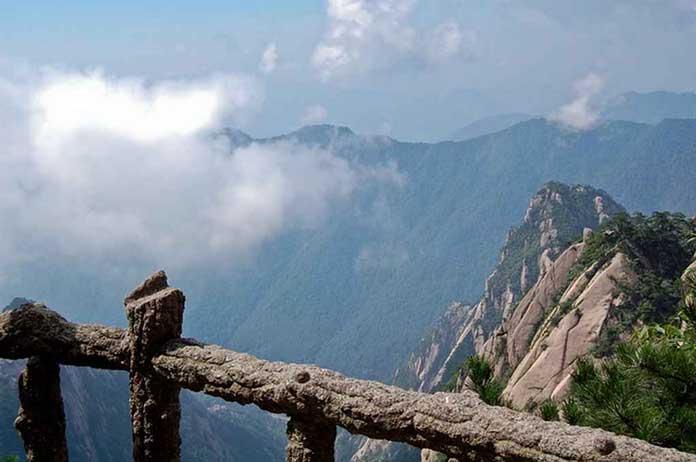 Huangshan Mountian