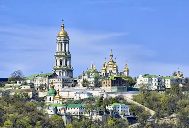 Kiev-Pechersk-Lavra-Kiev-Ukraine